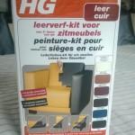 Leerverf-kit van HG.