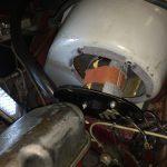 Kachelmotor 1800S verwijderen,......hoe dan?